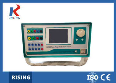 3 Phase Protection Relay Tester RS702 Secondary Current Injection Test Set